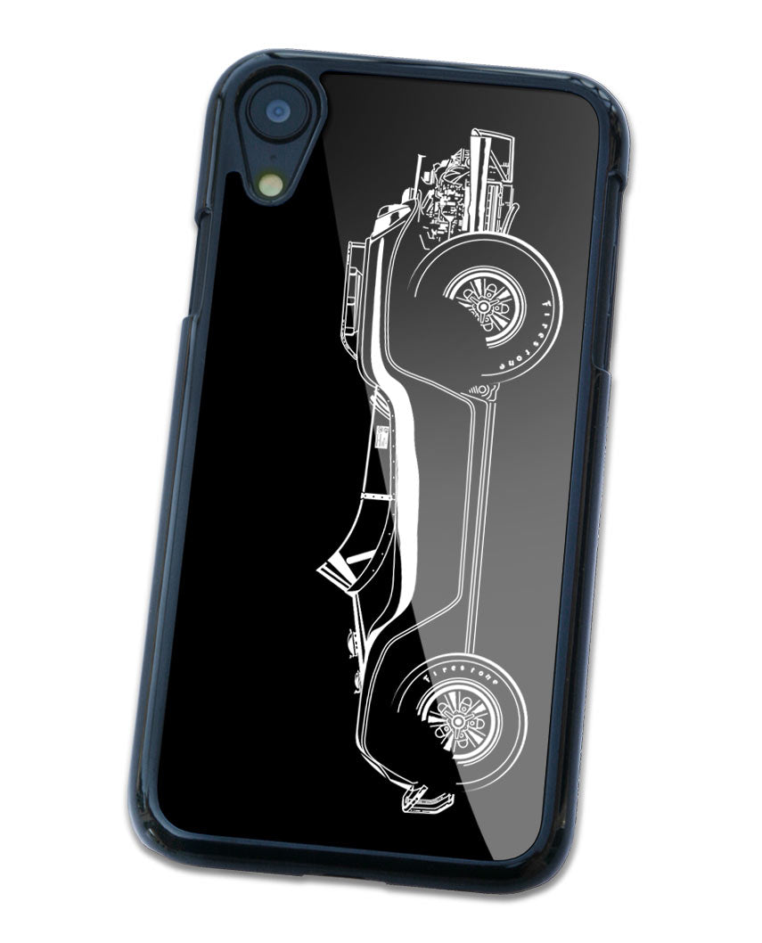 1968 Meyers Manx Steve McQueen Dune Buggy 1968 Smartphone Case - Side View