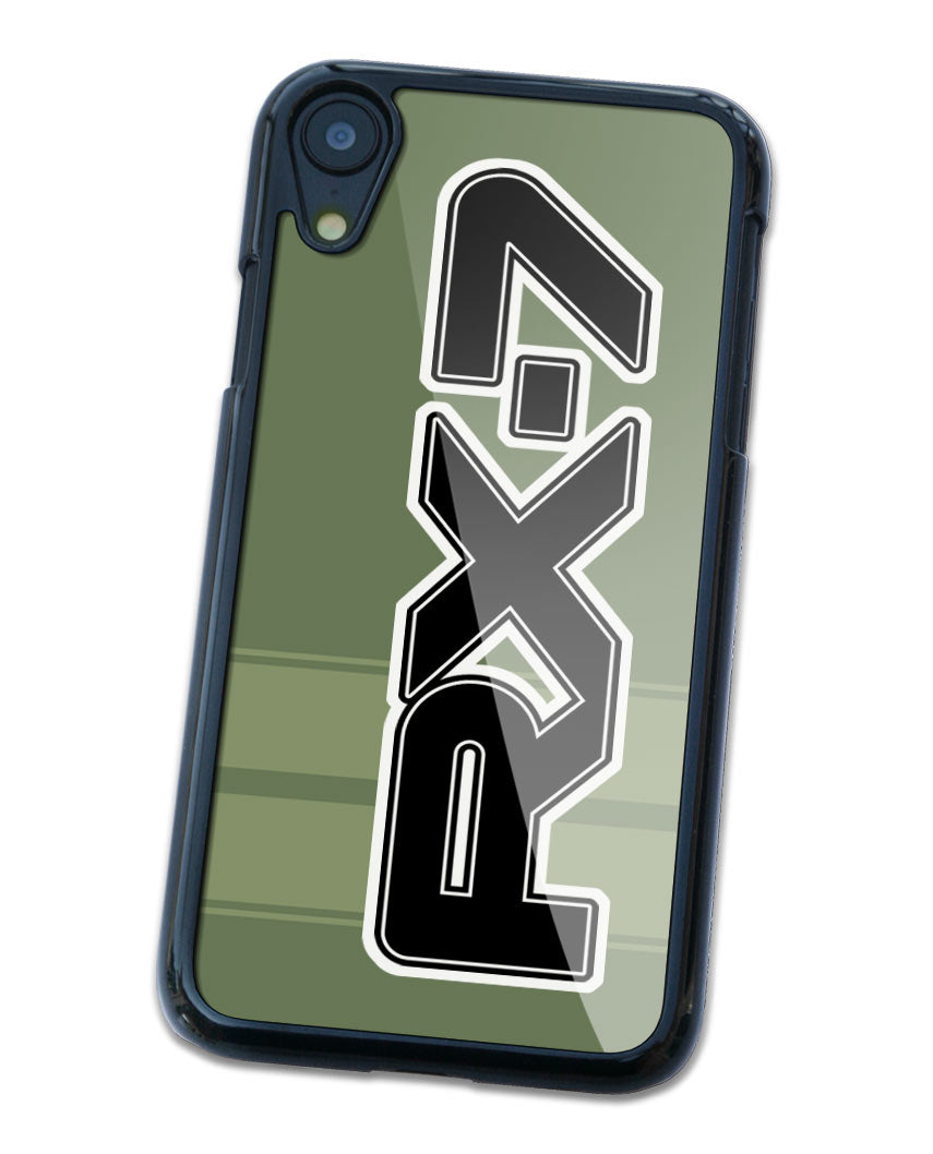 Mazda Rx-7 Series 2 Emblem Smartphone Case - Racing Stripes