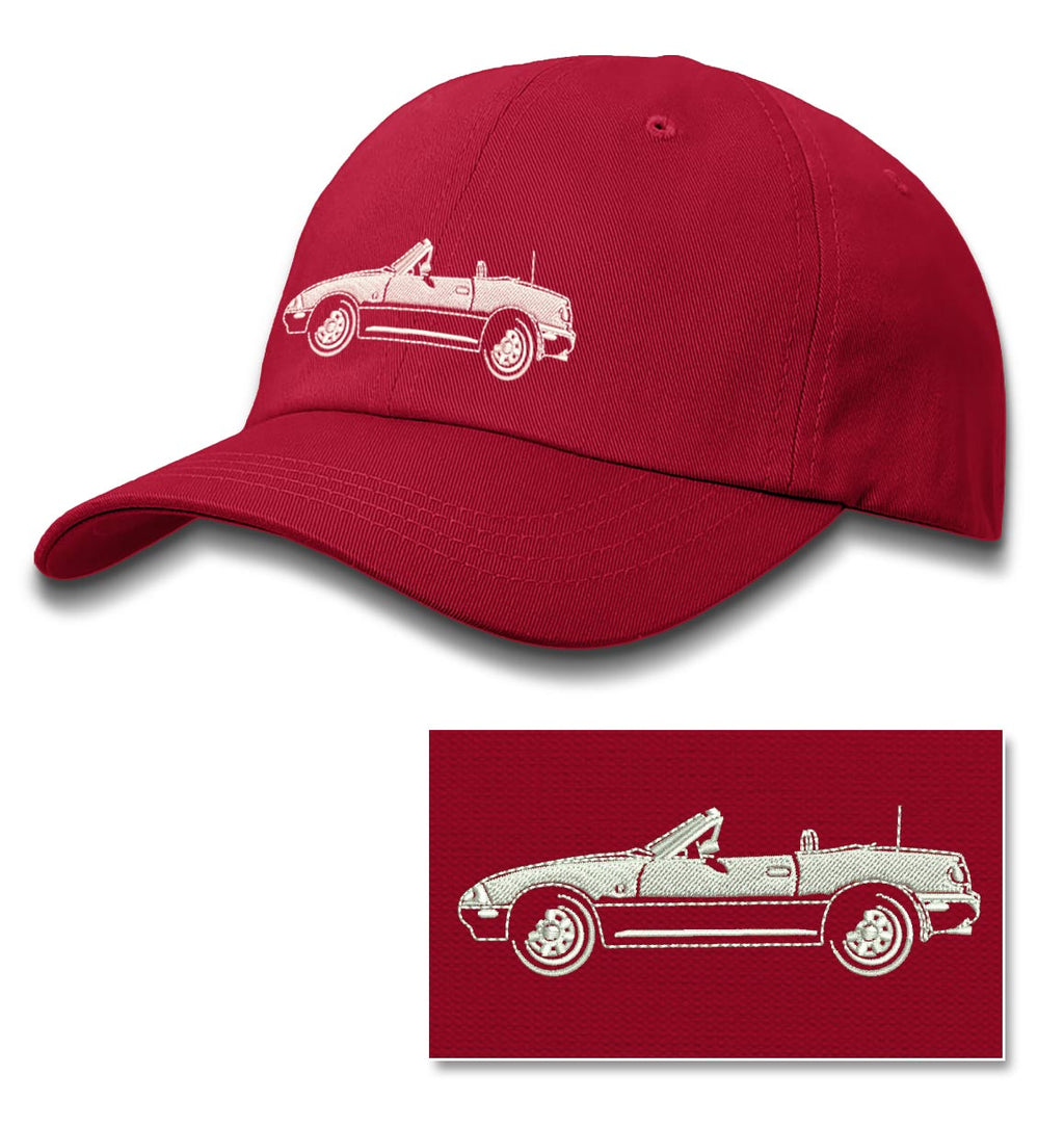 Mazda Miata MX-5 Convertible Baseball Cap for Men & Women