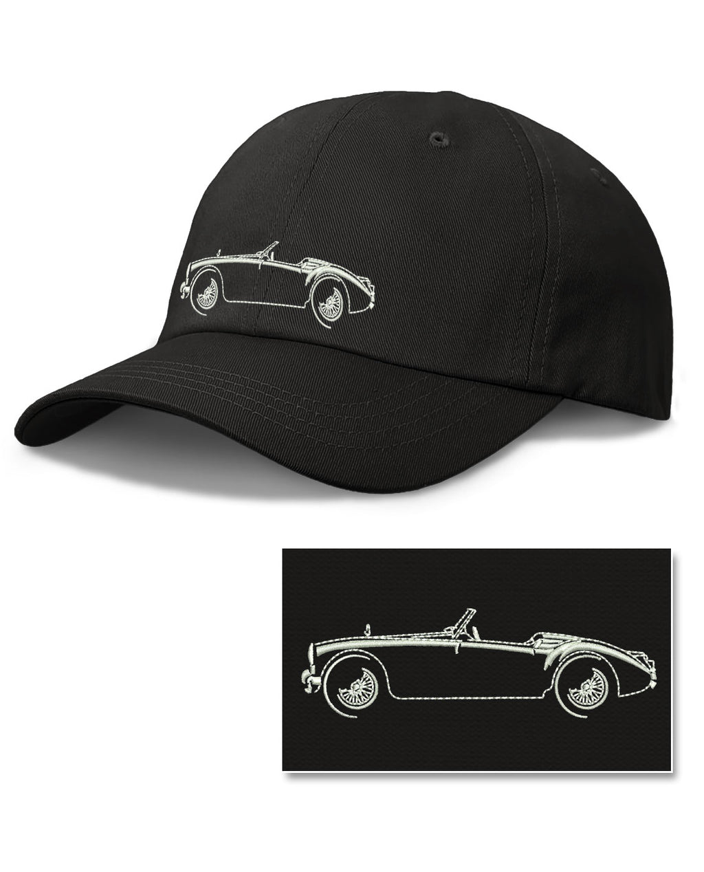 MG MGA Convertible Baseball Cap for Men & Women