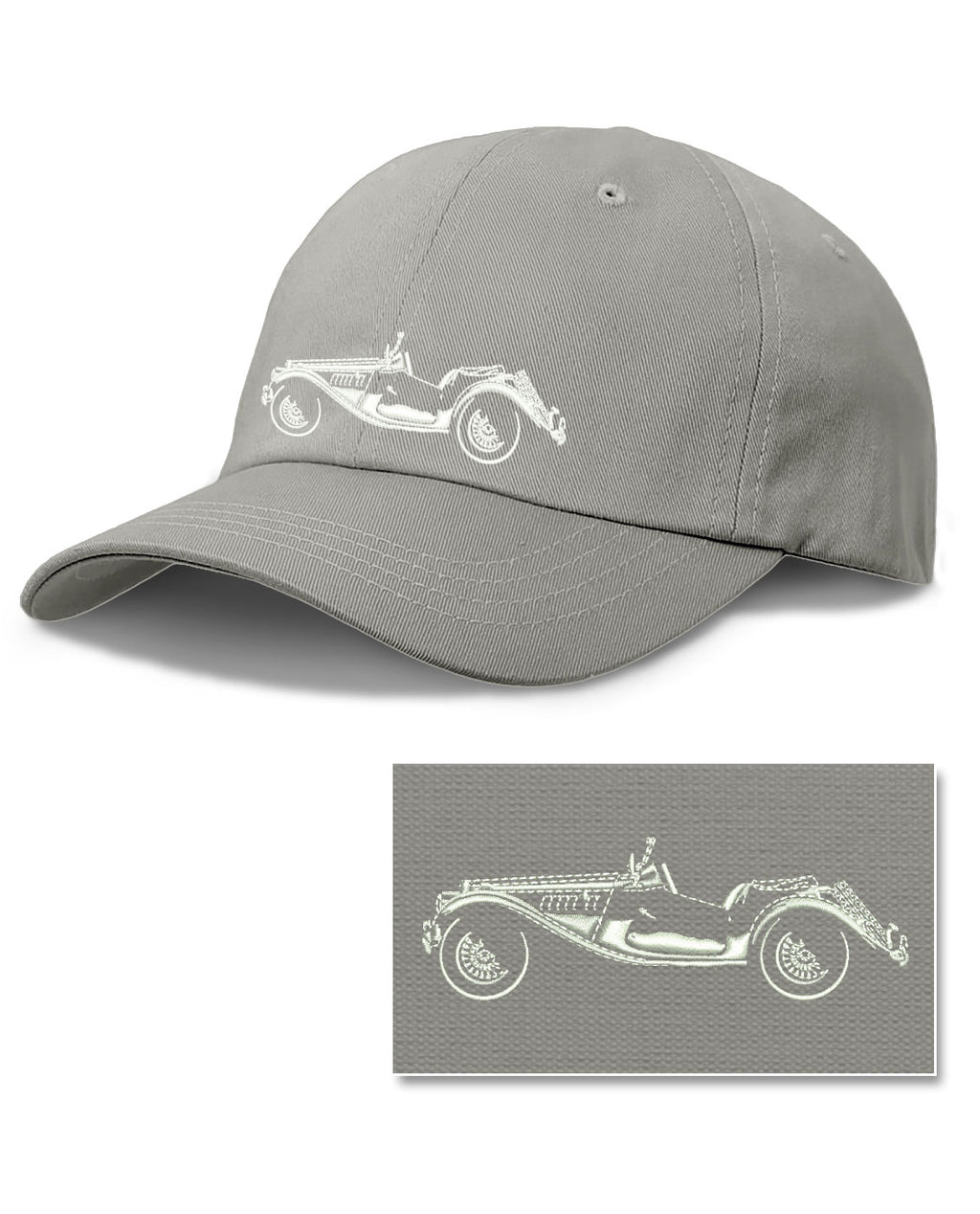 MG TF Roadster Baseball Cap for Men & Women