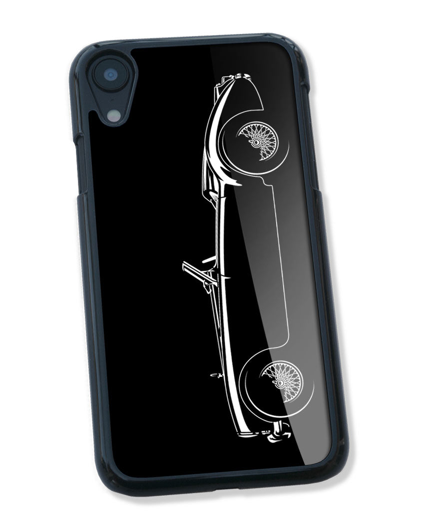 MG MGA Convertible Smartphone Case - Side View