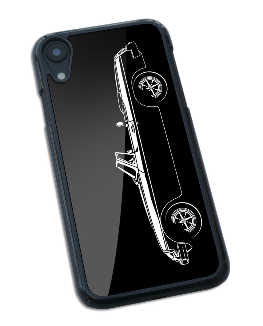 MG MGB MKIII Convertible Smartphone Case - Side View