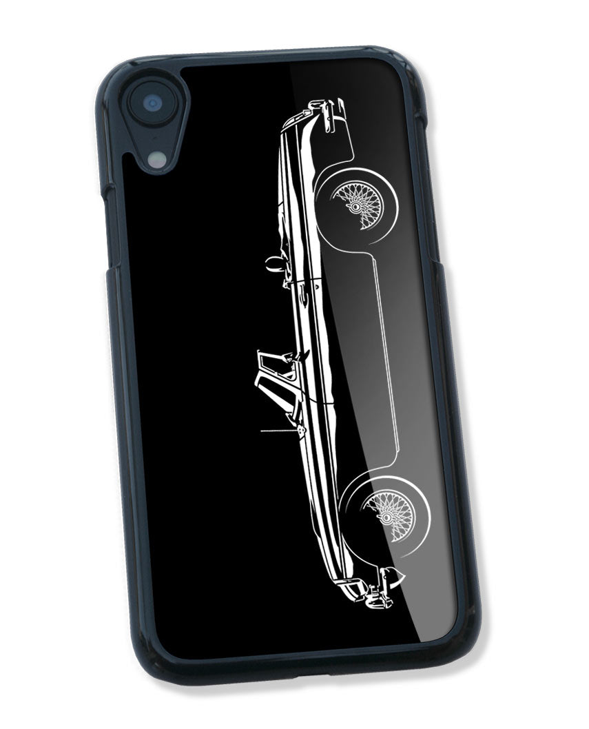 MG MGC Convertible Smartphone Case - Side View