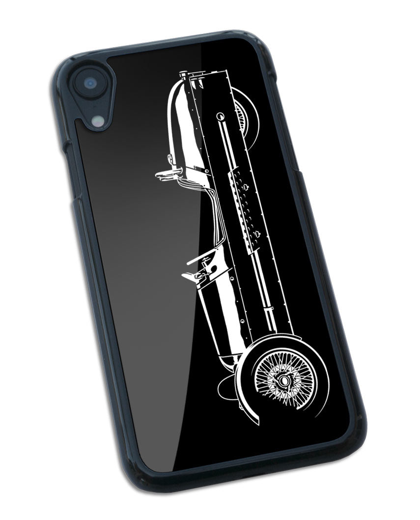 Morgan Three-Wheeler Aero Super Sport Smartphone Case - Side View