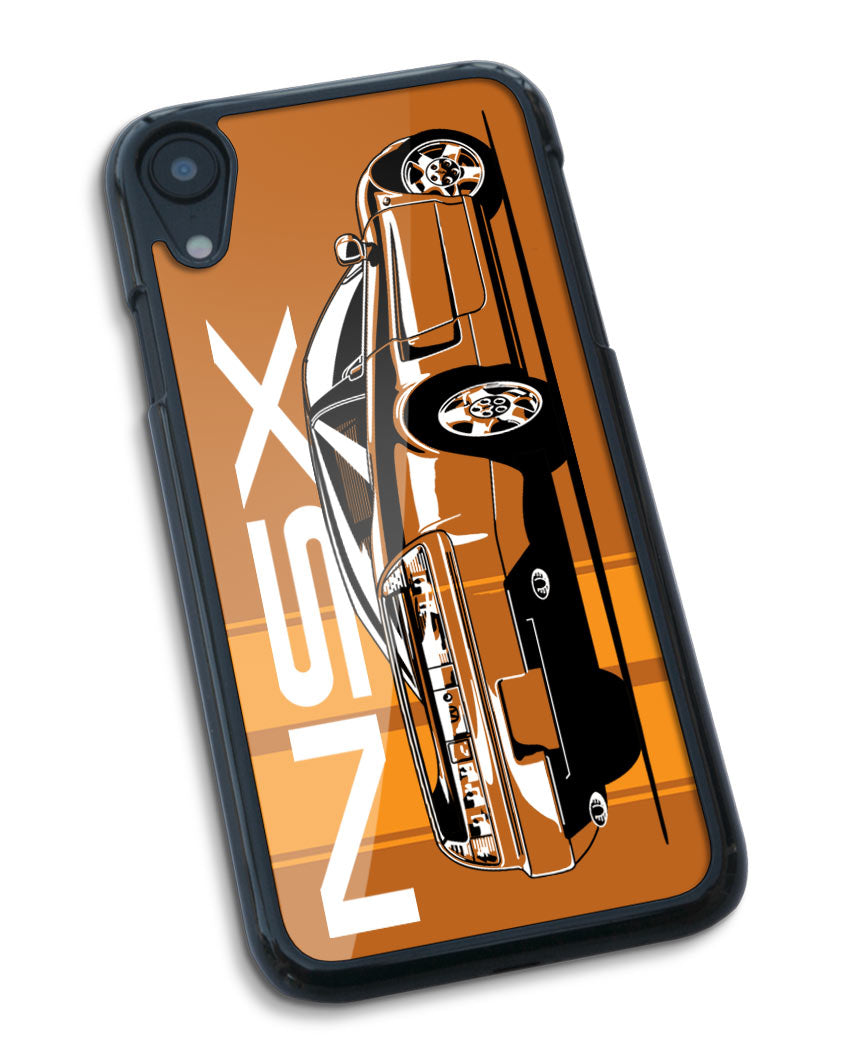 Acura NSX Emblem 3/4 Back Smartphone Case - Racing Stripes