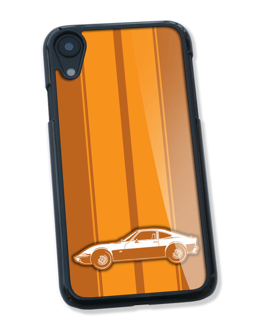 Opel GT Coupe Smartphone Case - Racing Stripes