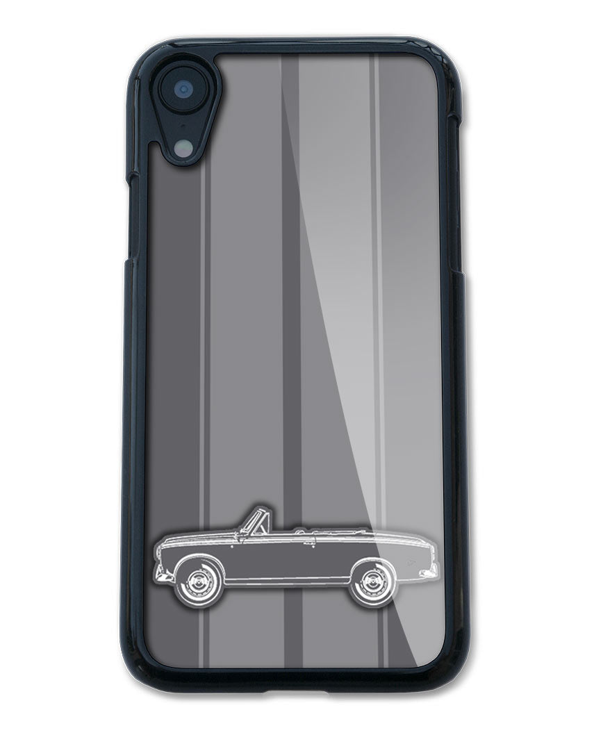 Peugeot 403 Convertible Cabriolet Smartphone Case - Racing Stripes