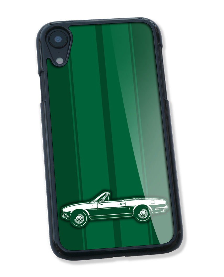 Peugeot 504 Convertible Cabriolet Smartphone Case - Racing Stripes