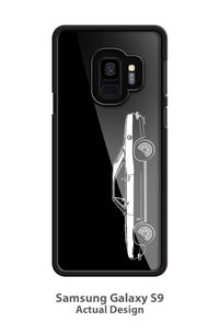 Plymouth Barracuda 1967 Coupe Smartphone Case - Side View