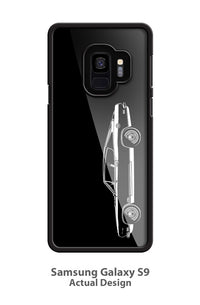 Plymouth Barracuda 1969 Fastback 'Cuda 340 Smartphone Case - Side View
