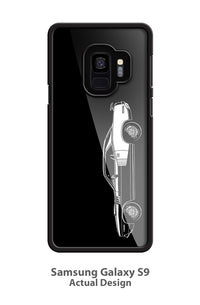 Plymouth Barracuda 'Cuda 1971 Coupe HEMI Smartphone Case - Side View