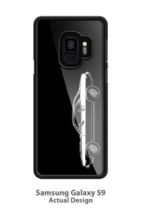Plymouth Barracuda 'Cuda 1974 Coupe Smartphone Case - Side View