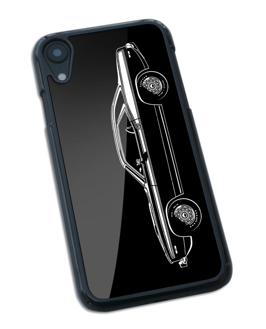 1974 Plymouth Barracuda 'Cuda 340 Coupe Smartphone Case - Side View