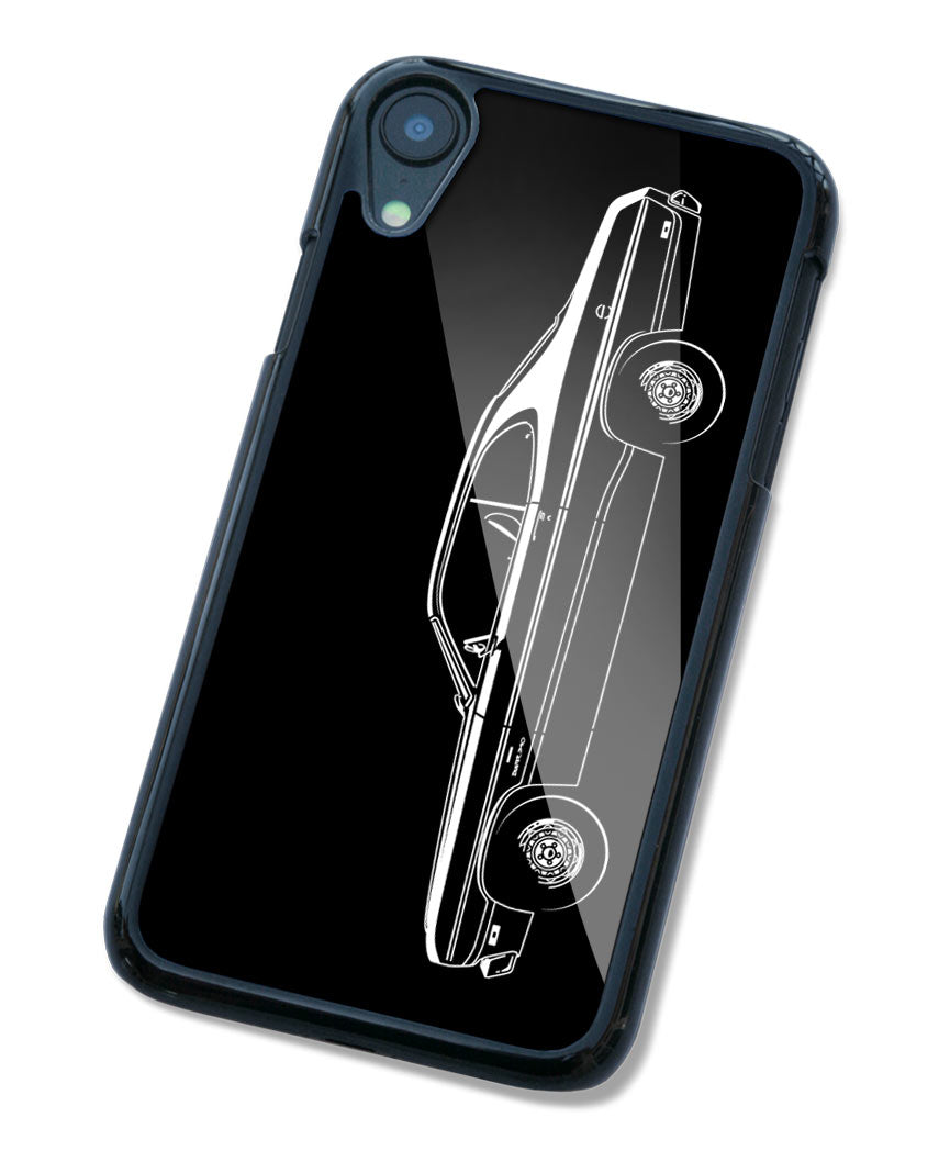 1970 Plymouth Duster Coupe Smartphone Case - Side View