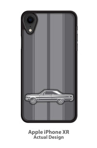 Plymouth GTX 1967 Coupe Smartphone Case - Racing Stripes