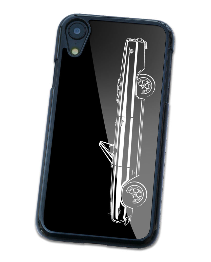 1967 Plymouth GTX Convertible Smartphone Case - Side View