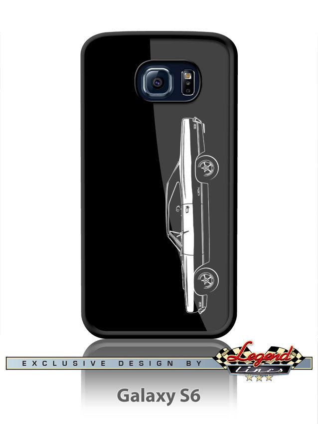 Plymouth GTX 1969 Coupe Smartphone Case - Side View