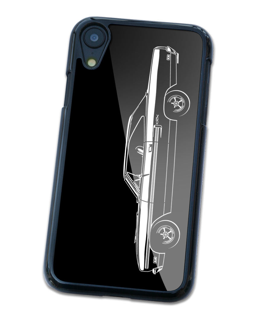 1970 Plymouth GTX Coupe Smartphone Case - Side View