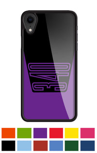 Plymouth Barracuda 'Cuda 1971 340 Design Smartphone Case - Side Decal