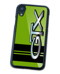 1967 - 1971 Plymouth GTX Emblem Smartphone Case - Racing Stripes