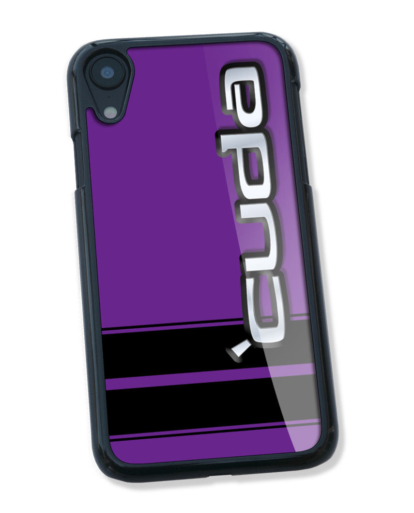 1970 - 1974 Plymouth 'Cuda Emblem Smartphone Case - Racing Stripes