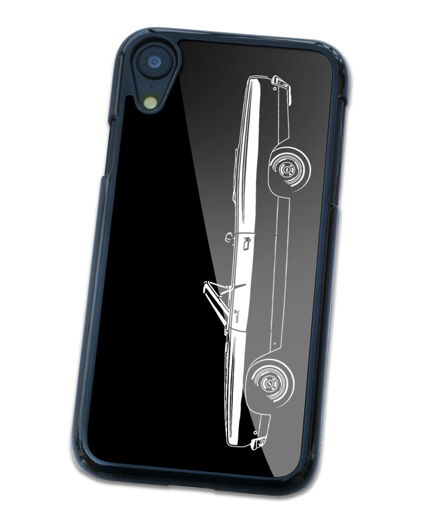 1968 Plymouth Road Runner Convertible Smartphone Case - Side View