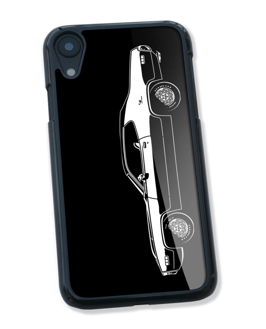 1971 Plymouth Road Runner Coupe Smartphone Case - Side View