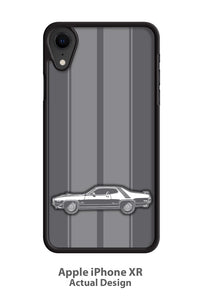 Plymouth Road Runner 1972 440-6 Coupe Smartphone Case - Racing Stripes