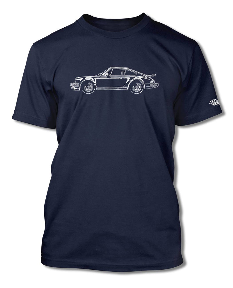 Porsche 911 Turbo T-Shirt - Men - Side View