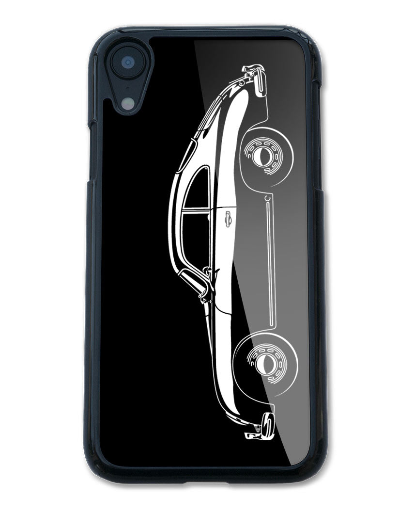 Porsche 356A Coupe Smartphone Case - Side View