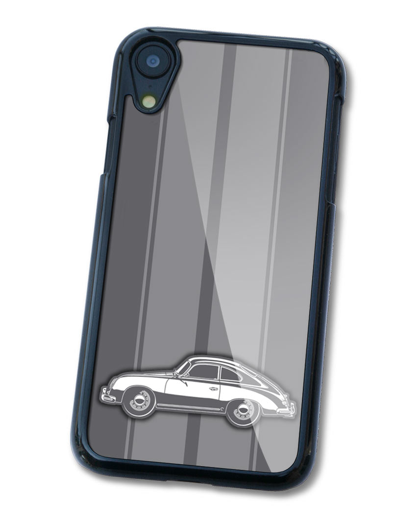 Porsche 356 Pre-A Coupe Smartphone Case - Racing Stripes