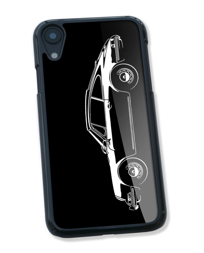 Porsche 911 Coupe Smartphone Case - Side View