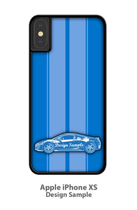 1967 Plymouth GTX Coupe Smartphone Case - Racing Stripes