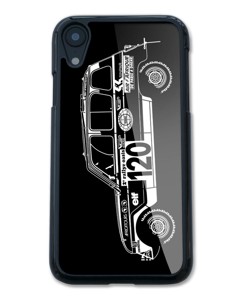 Renault R4 4L Sinpar / Marreau 1979 - 1980 Smartphone Case - Side View