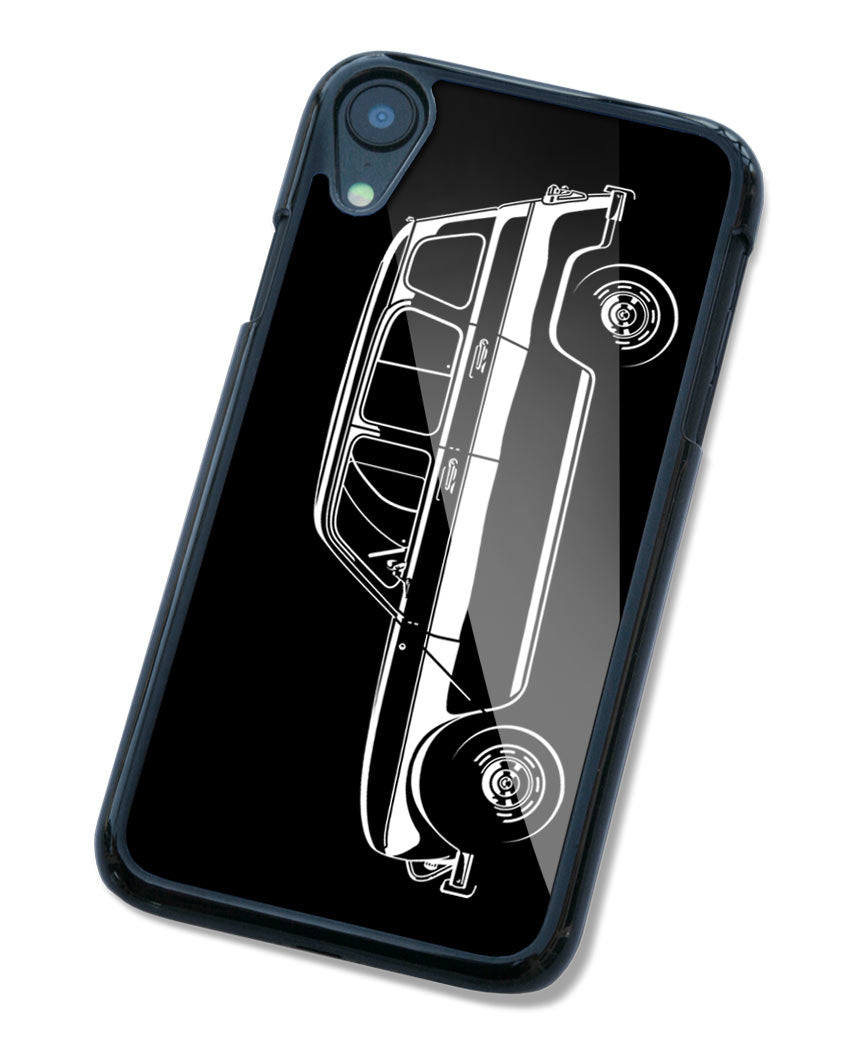 Renault R4 4L 1961 - 1977 Smartphone Case - Side View
