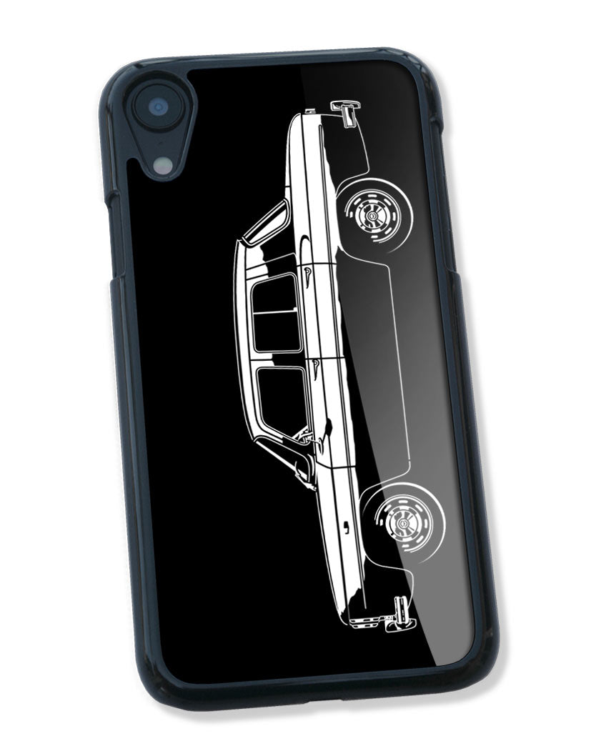 Renault 8 Gordini 1964 – 1974 Smartphone Case - Side View