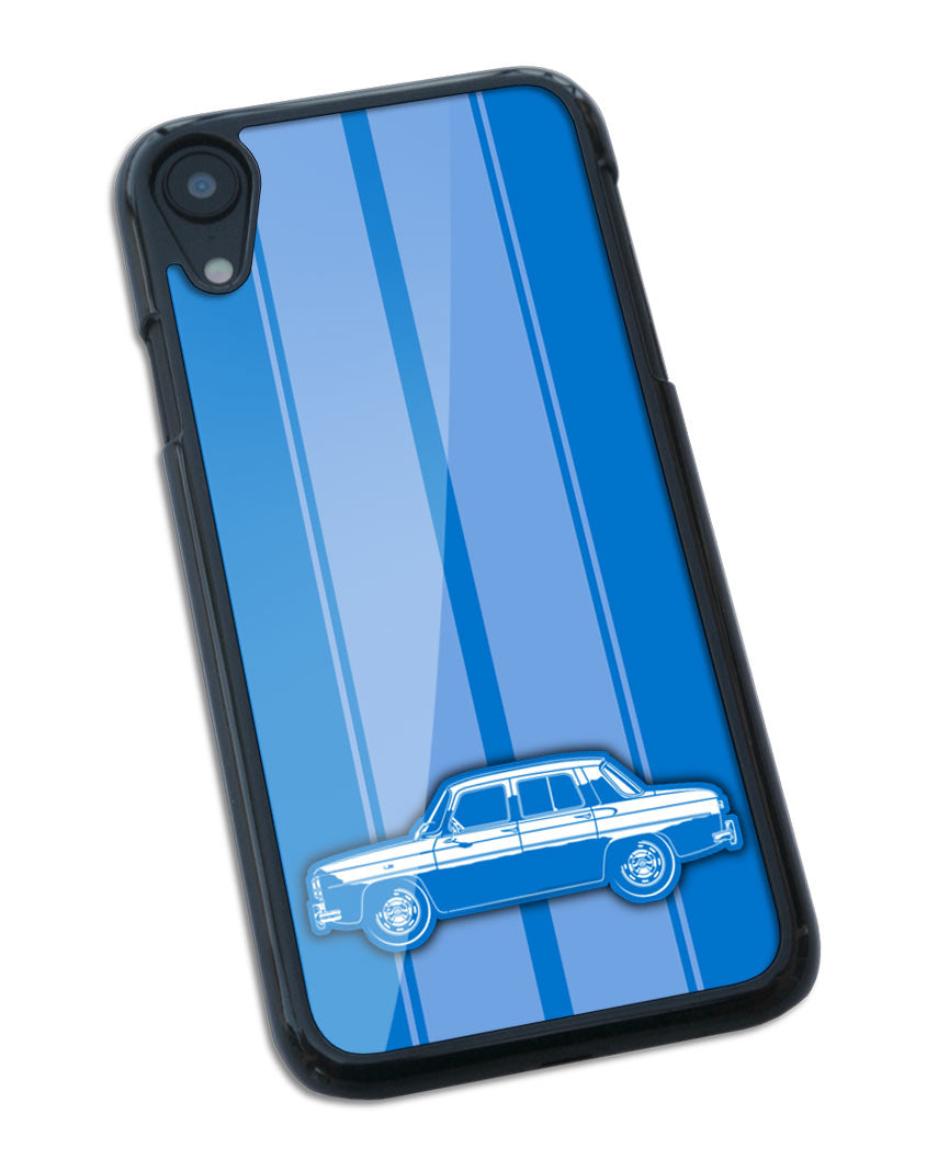 Renault 8 Gordini 1964 – 1974 Smartphone Case - Racing Stripes
