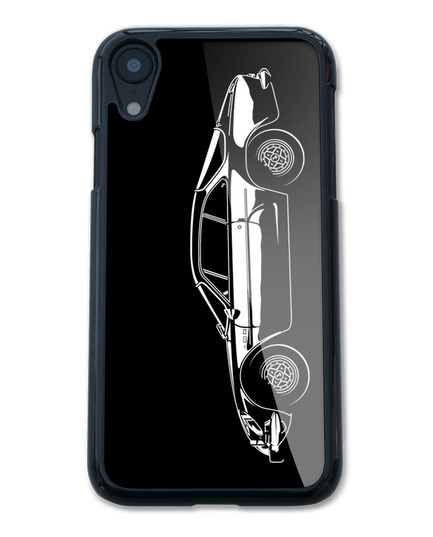 Alpine Renault A110 Berlinette Smartphone Case - Side View