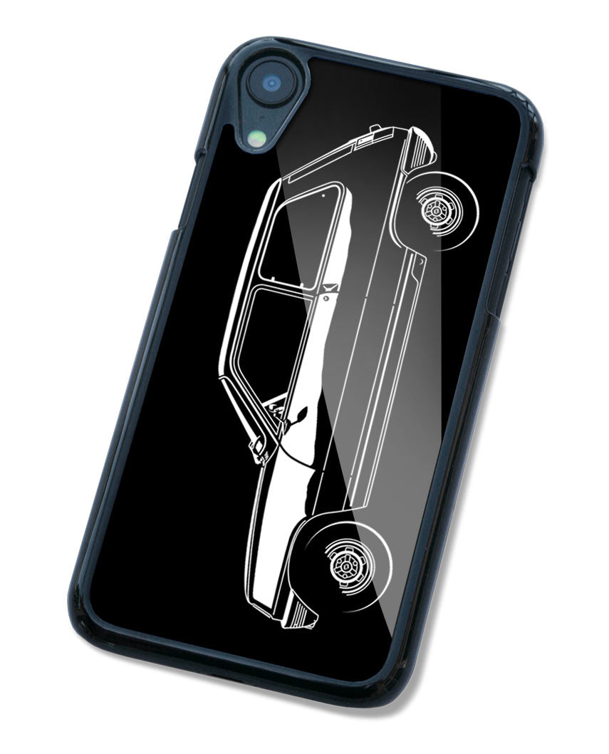 Renault 5 R5 1972 - 1985 Smartphone Case - Side View