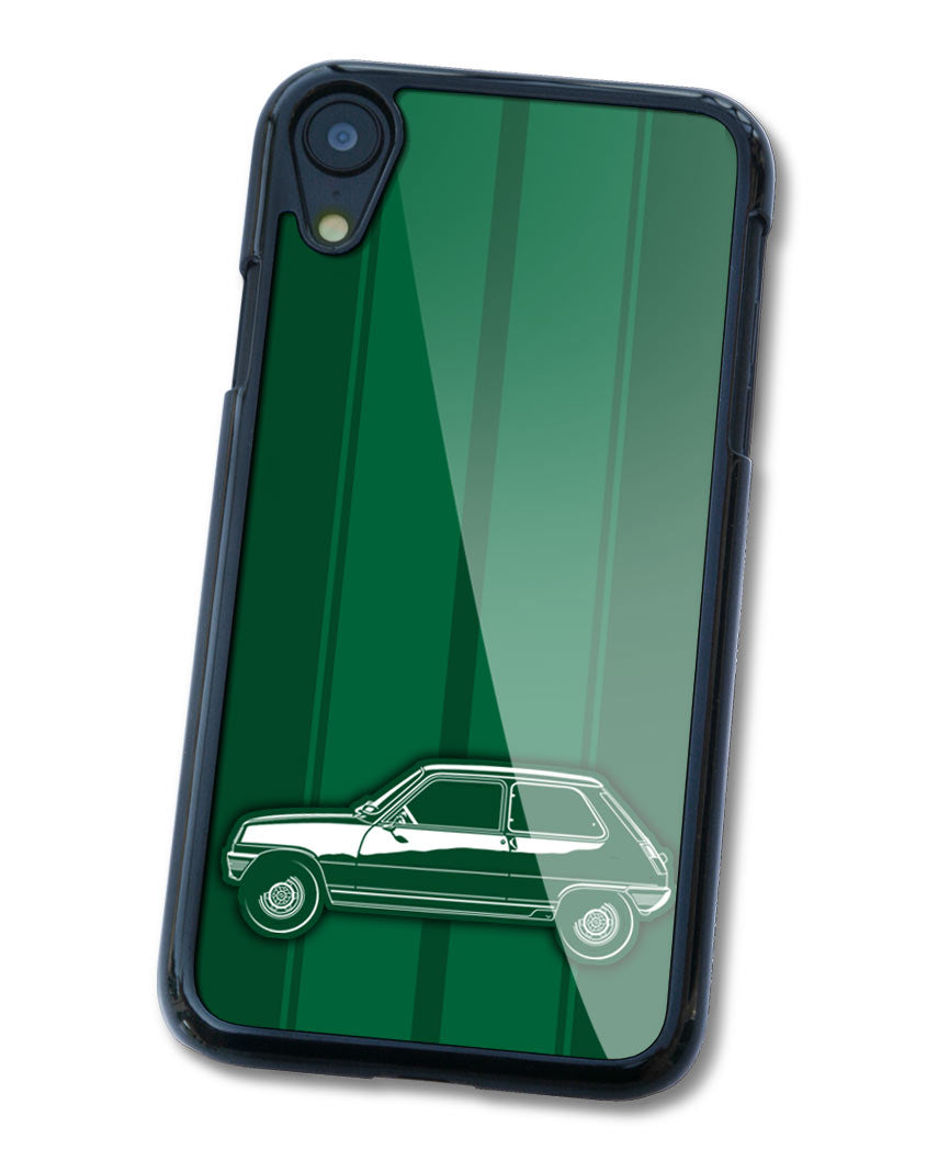 Renault 5 R5 1972 - 1985 Smartphone Case - Racing Stripes