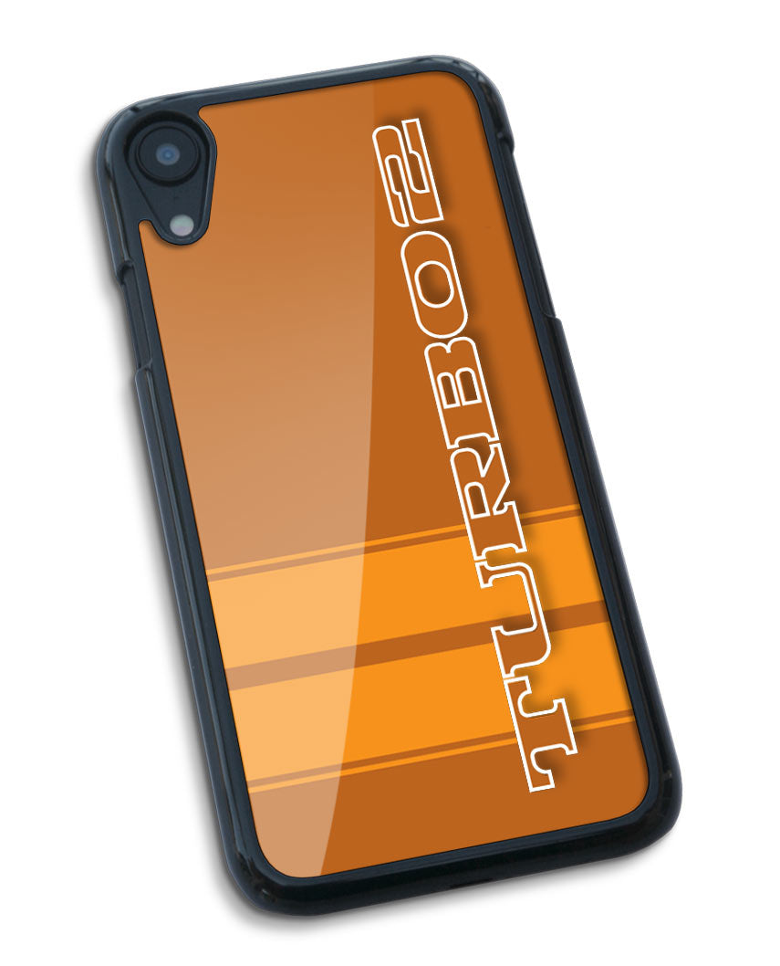 Renault Turbo 2 Emblem Smartphone Case - Racing Stripes
