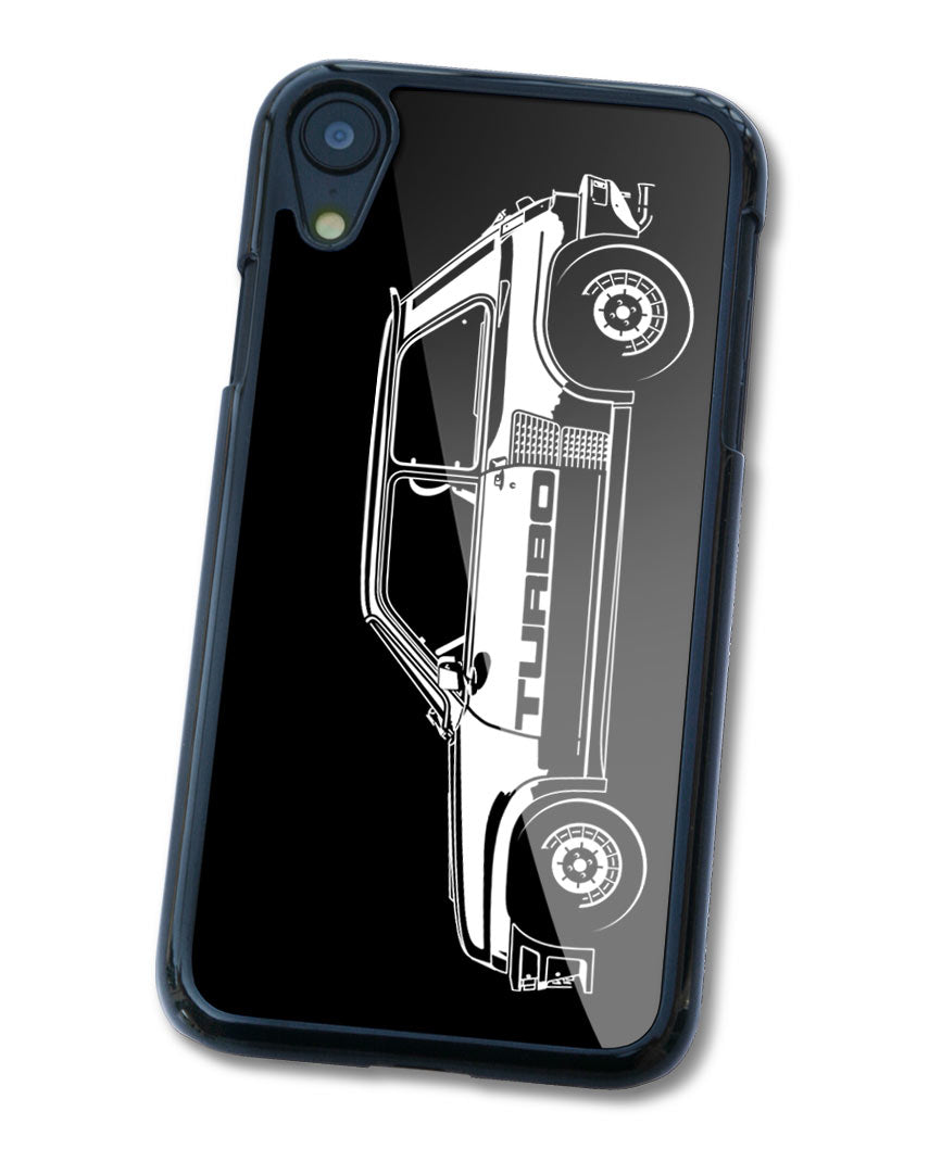 Renault R5 Turbo 1980 – 1986 Smartphone Case - Side View