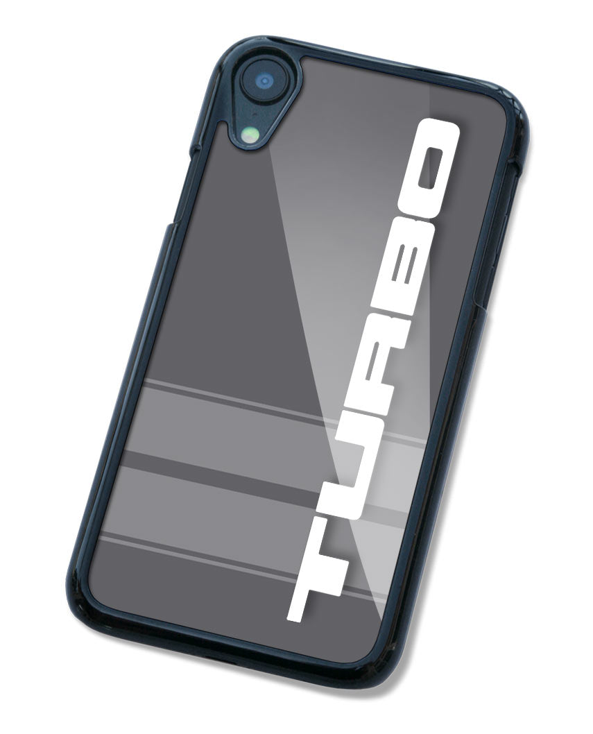 Renault Turbo Emblem Smartphone Case - Racing Stripes