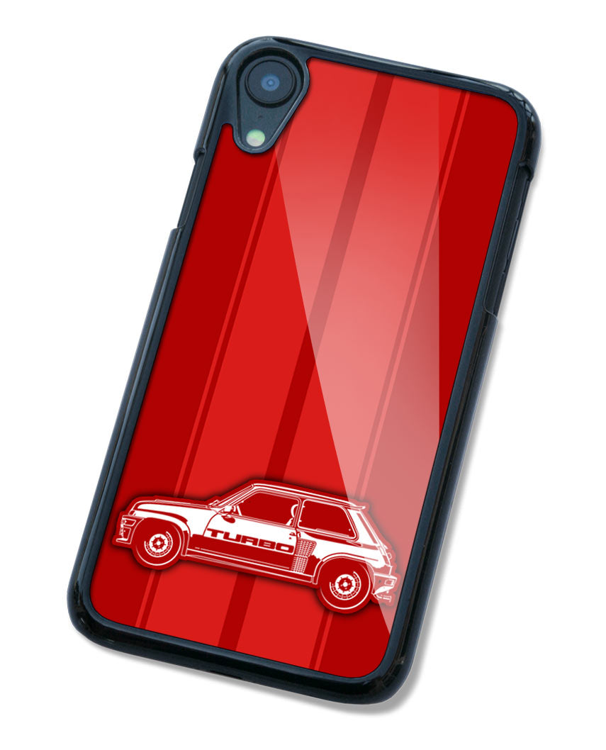 Renault R5 Turbo 1980 – 1986 Smartphone Case - Racing Stripes