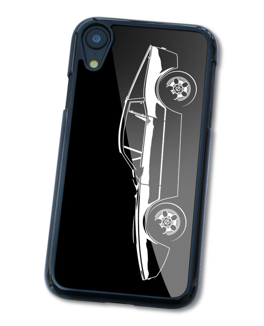 Saab Sonett III Saab 97 Coupe Smartphone Case - Side View