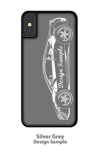 Jaguar XKD Smartphone Case - Side View