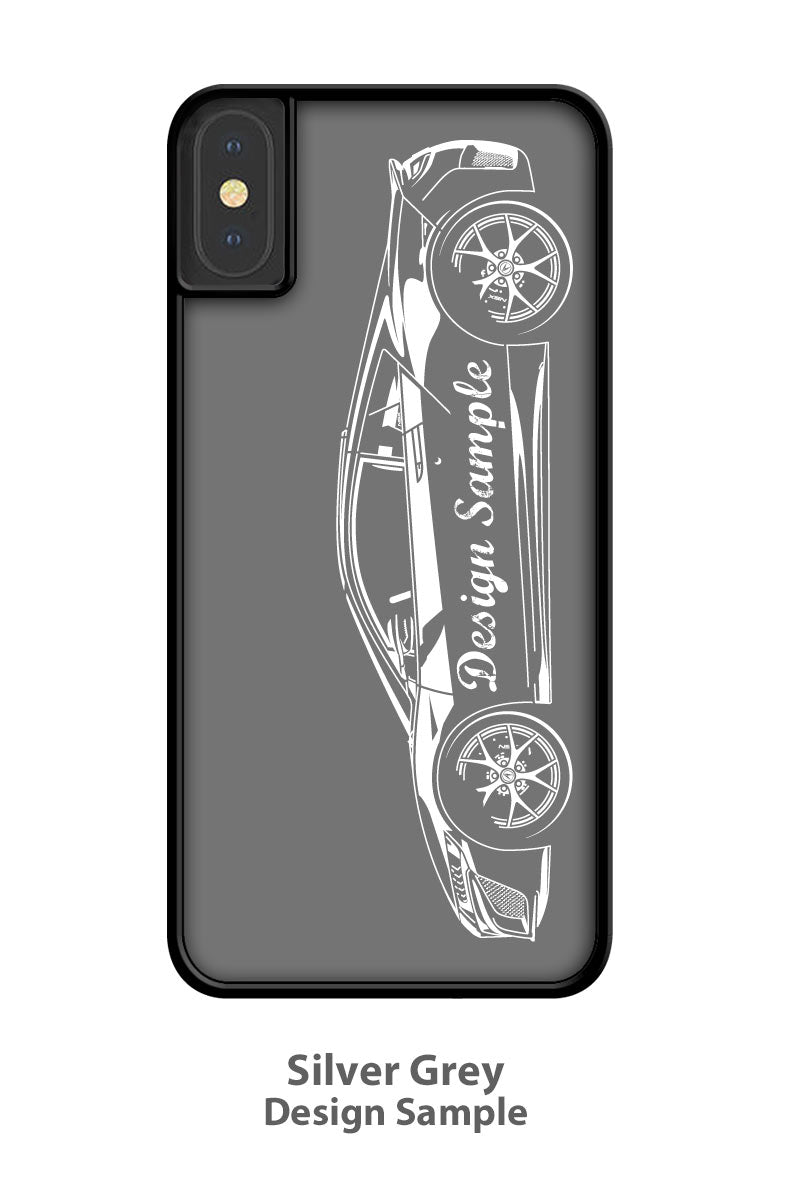 Hummer H1 Pick-Up 4x4 Smartphone Case - Side View