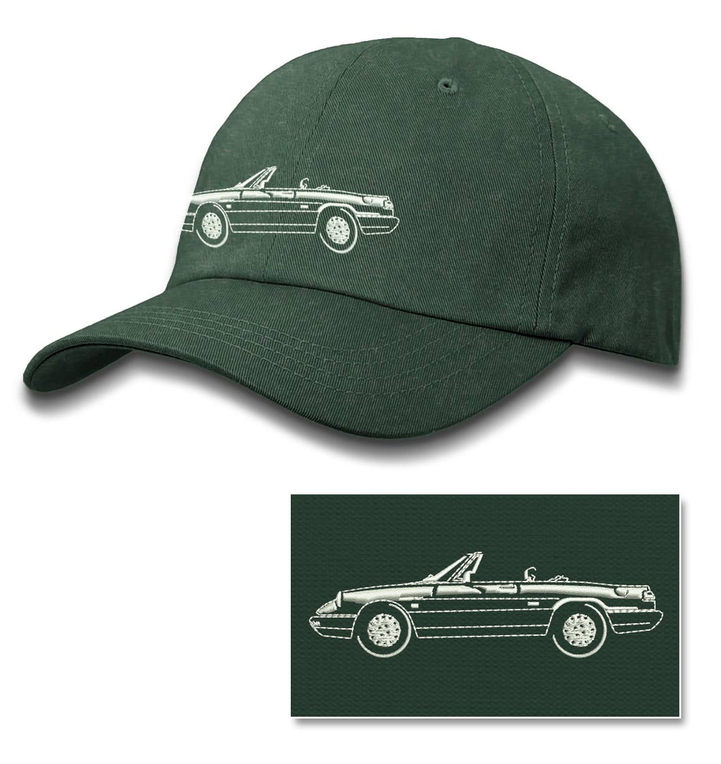 Alfa Romeo Spider Veloce Convertible Duetto 1966 - 1969 Baseball Cap for Men & Women