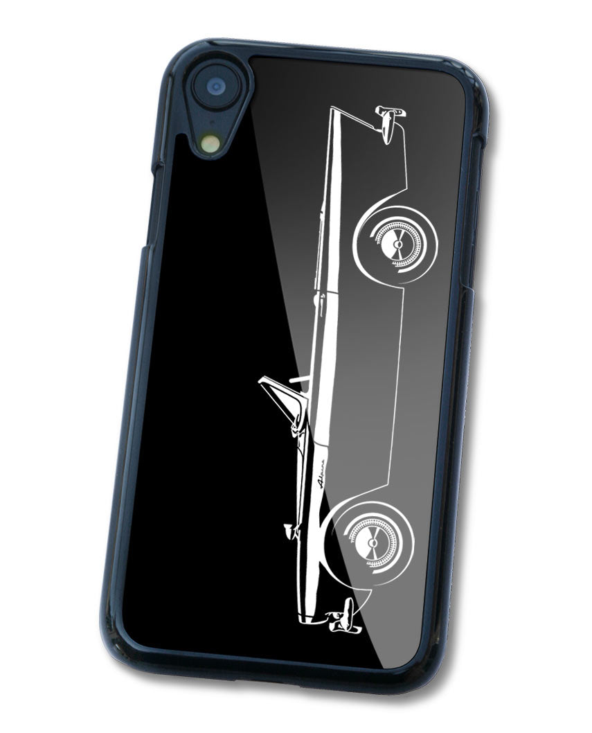 Sunbeam Alpine Series I & II Smartphone Case - Side View